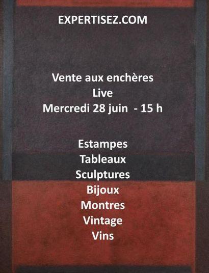 Tableaux, sculptures, bijoux, argenterie, vintage, vins, spiritueux