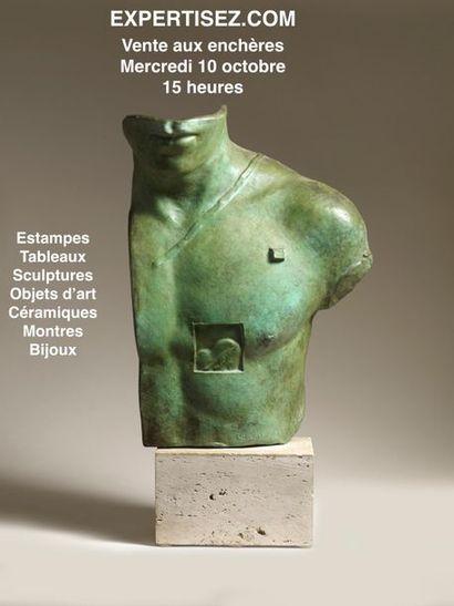 Tableaux sculptures bijoux montres
