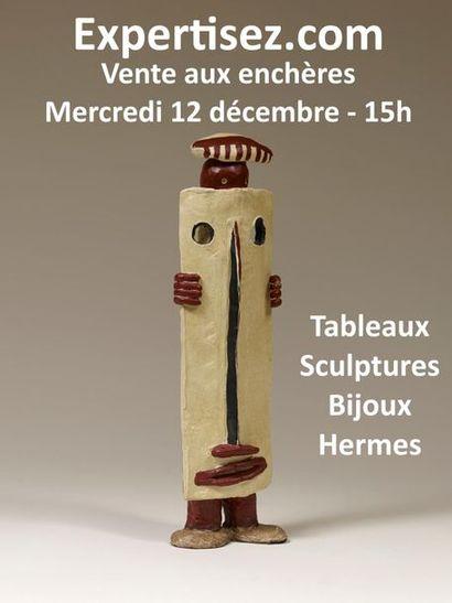 Tableaux sculptures bijoux