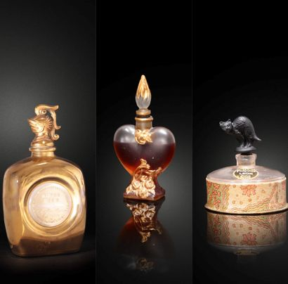 Large collection of Perfume, Fashion & Wine bottles