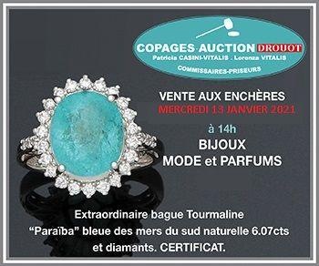 VENTE DES ROIS : Bijoux anciens & contemporains, Bijoux signés, Mode & Vin