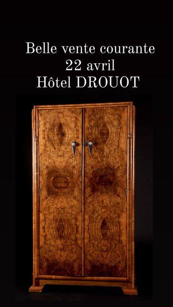 Belle Vente Mobilier Objets d'Art - Hôtel Drouot - Salle 10