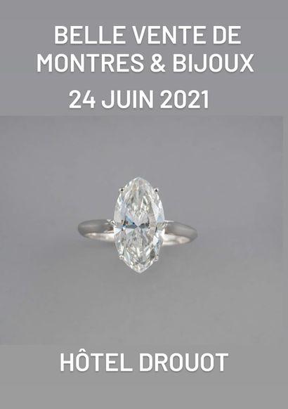 ~ Belle vente de Montres & Bijoux anciens, contemporains et signés ~ VACHERON CONSTANTIN, JEAGER LECOULTRE, CARTIER, BOUCHERON, HERMES, CHOPARD,PIAGET