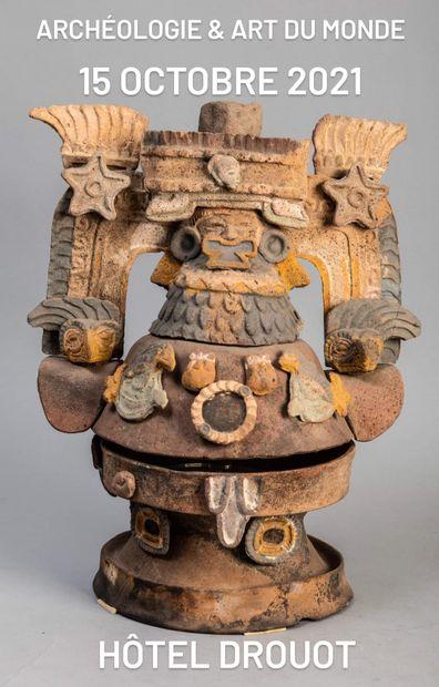 ~ Vente Archéologie & Art du Monde ~ Deux Collections particulières au feu des enchères