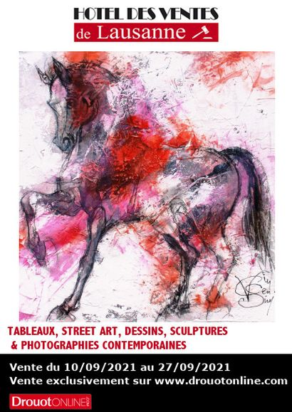Paintings, street art, drawings, sculptures & contemporary photographs
