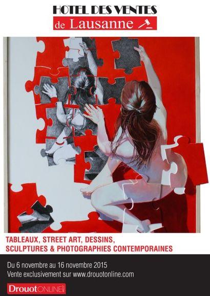 Tableaux - Street art - Dessins - Sculptures & Photographies contemporaines