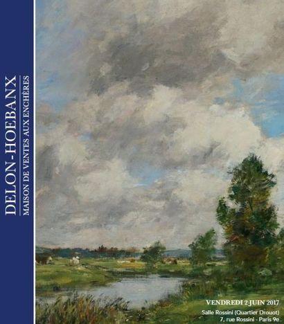 Tableaux & Dessins anciens et modernes, Mobilier & Objets d'Art, Art Cynégétique, Objets de vitrine, Orfévrerie, Arts d'Asie