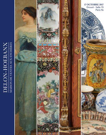 Tableaux, Mobilier & Objets d'Art et Arts d'Asie