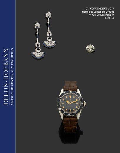 Bijoux, horlogerie, objets de curiosité et de vitrine, orfèvrerie, art cynégétique.