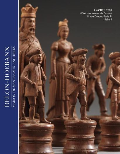 Dessin, Tableaux, Mobilier &Objets d'Art et Arts d'Asie