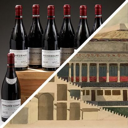 Vins & Alcool - Tableaux, Dessins, Gravure, Livres anciens, Photos, Papiers de collection, Timbres....