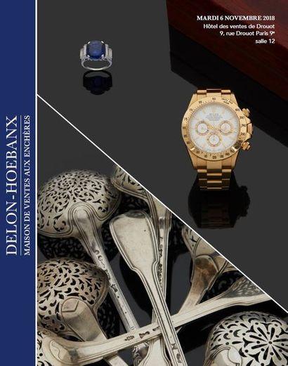 Bijoux, argenterie et objet de vitrine