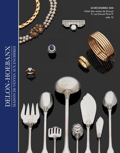 VENTE DE NÖEL : Bijoux, Orfèvrerie, Mode et Accessoires