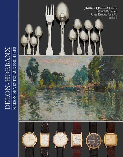 Bijoux, Montres, Accessoires de mode, Orfèvrerie, Objets de vitrine, Tableaux anciens et modernes...
