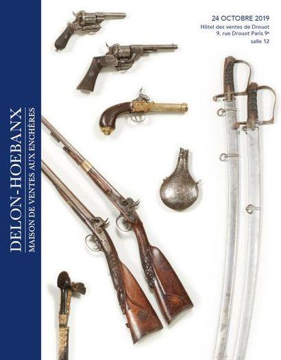 ARMES ANCIENNES, SOUVENIRS HISTORIQUES, ART CYNÉGÉTIQUE, OBJETS DE VITRINE ET ARGENTERIE