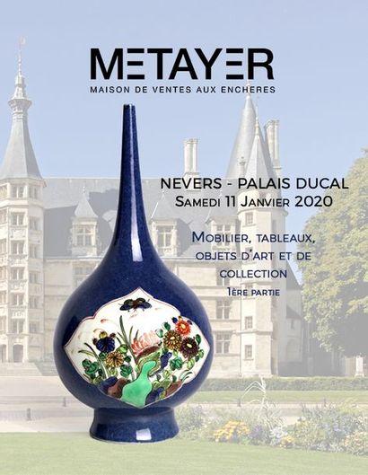 MOBILIER, TABLEAUX, OBJETS D'ART ET DE COLLECTION - 1ère partie