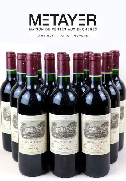 Grands vins, sur désignation