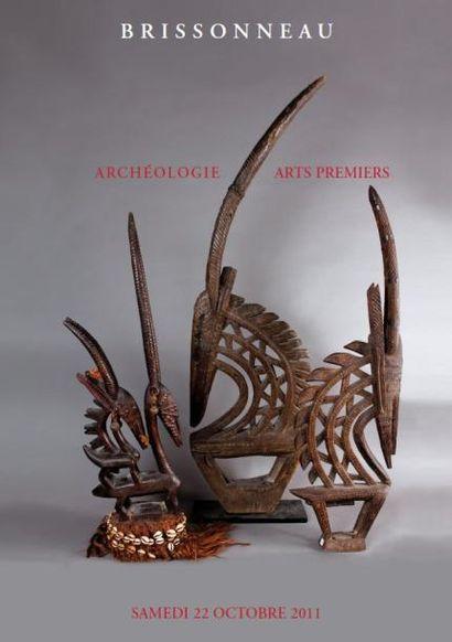 ARCHEOLOGIE et ARTS PREMIERS