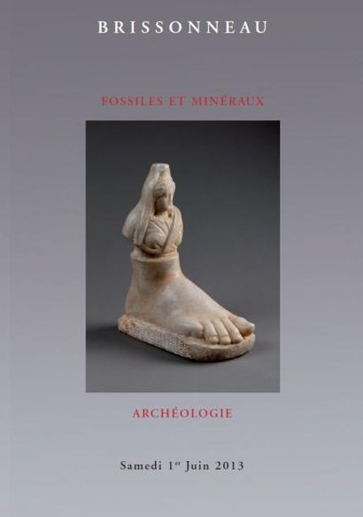 ARCHEOLOGIE - ARTS PREMIERS