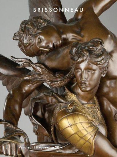 VENTE PRESTIGE DE TABLEAUX, MEUBLES ET OBJETS D'ART ANCIENS ET MODERNES