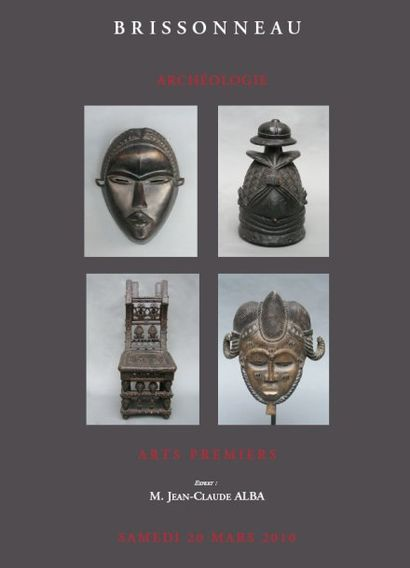 Archéologie - Arts premiers