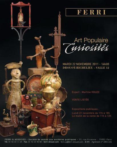 ART POPULAIRE - CURIOSITES