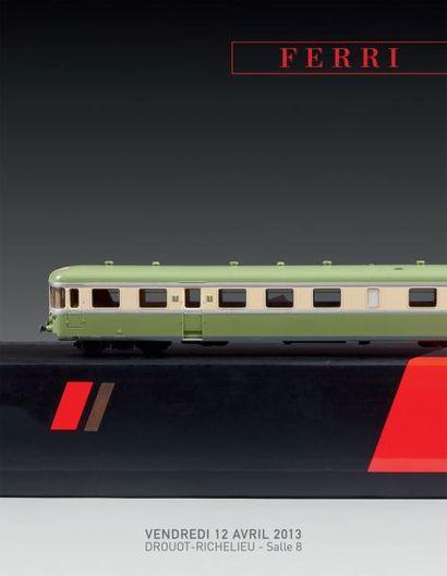 Vente en directe de trains de collection