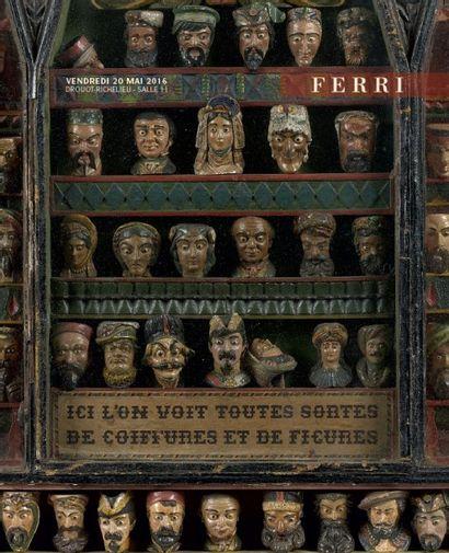 Art populaire et curiosités Collection de coiffes et bonnets alsaciens