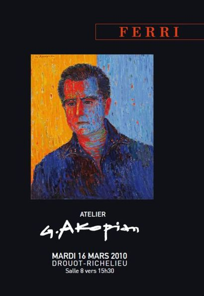 ATELIER G. Akopian
