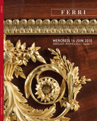TABLEAUX ANCIENS & MODERNES, BIJOUX, ARGENTERIE, ARTS PREMIERS, INSTRUMENTS DE MUSIQUE, MOBILIER & OBJETS D'ART, TAPISSERIES