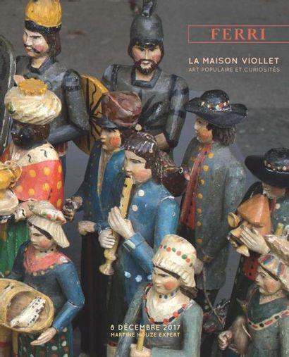 LA MAISON VIOLLET  ART POPULAIRE & CURIOSITES