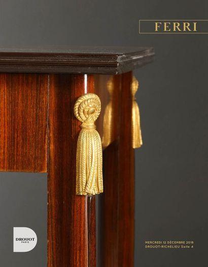 Mobilier et objets d'art décoratifs du XXe siècle - Ancienne collection Leleu