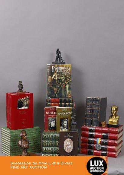 Succession d'un Bibliophile (Mr W) et à divers Livres Anciens et Modernes - Hommage à Napoléon