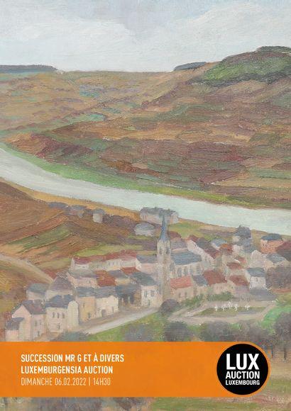 Succession de Mr G et à divers Luxemburgensia Auction