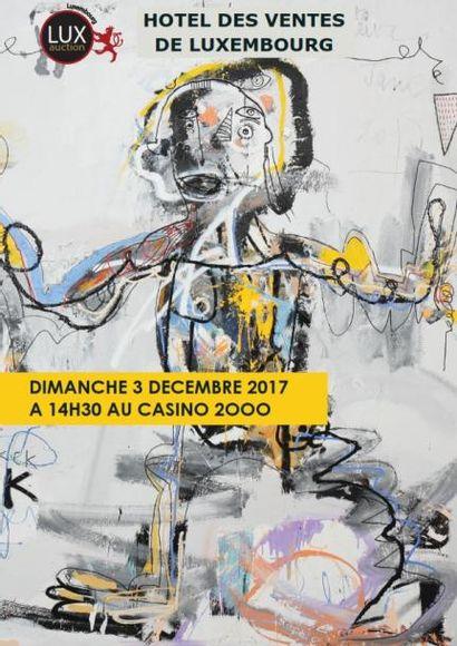 Succession de Mr L et Collection de Mr C et à divers... Bijoux - Pop Art - Arts Décoratifs du XXème - Design - Art d'Asie