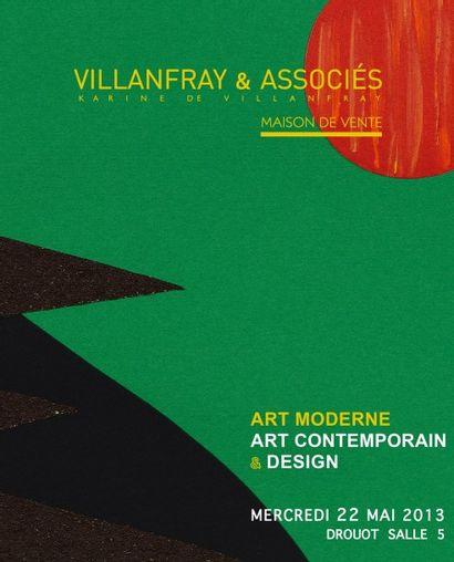 ART MODERNE, ART CONTEMPORAIN & DESIGN