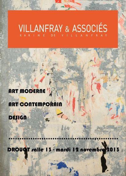 ART MODERNE et CONTEMPORAIN - DESIGN
