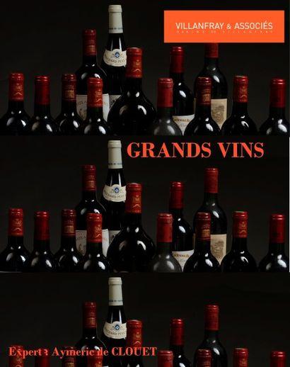 GRANDS VINS // VENTE EN NOCTURNE