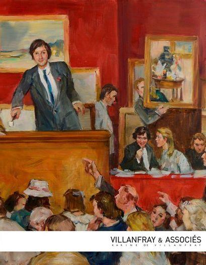 SUITE à SUCCESSIONS et sur AUTORITÉ de JUSTICE : FONDS DE MAISONS _ LIVRESANCIENS et MODERNES_TABLEAUX_ART CONTEMPORAIN_OBJETS D'ARTS_APPAREILS PHOTO_MOBILIER_DESIGN_MATERIEL HIFI et ELECTROMENAGER