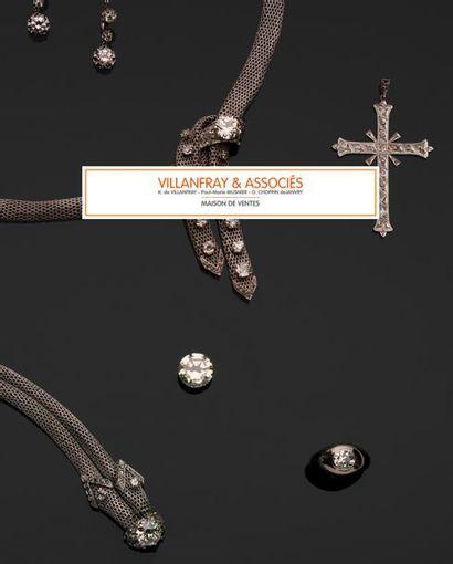 BIJOUX ANCIENS & MODERNES _ DIAMANTS _ ARGENTERIE _ HORLOGERIE & MONTRES _ OBJETS DE VITRINE ET DE VERTU _ CANNES