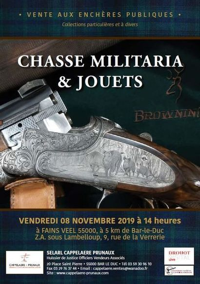 Chasse - Militaria & Jouets