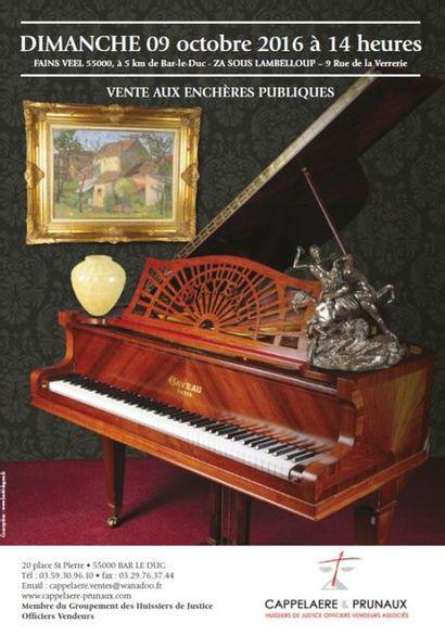 Objets d'art, bijoux et mobilier