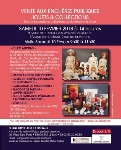 Jouets et collections