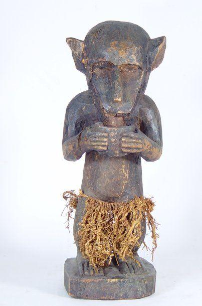 ART AFRICAIN – ART D'ASIE - ARCHÉOLOGIE