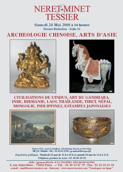 Archéologie Chinoise