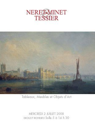 Meubles - Tableaux - Objets d'Art