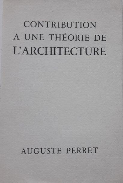 VENTE ONLINE - LIVRES ET DOCUMENTATIONS  (Ouvrages d'architectures rares, catalogues raisonnés, beaux-arts…)