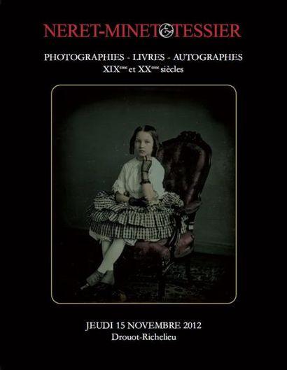 PHOTOGRAPHIES ET LIVRES