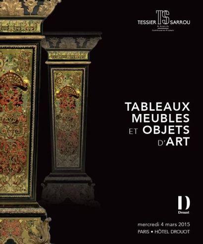 TABLEAUX, MEUBLES ET OBJETS D'ART