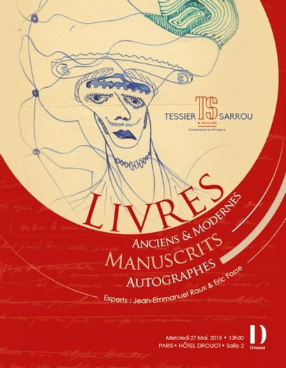 LIVRES - MANUSCRITS
